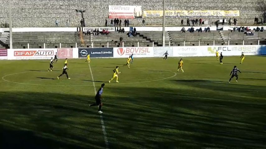 Lusitano FCV Sanjoanense Match Highlights