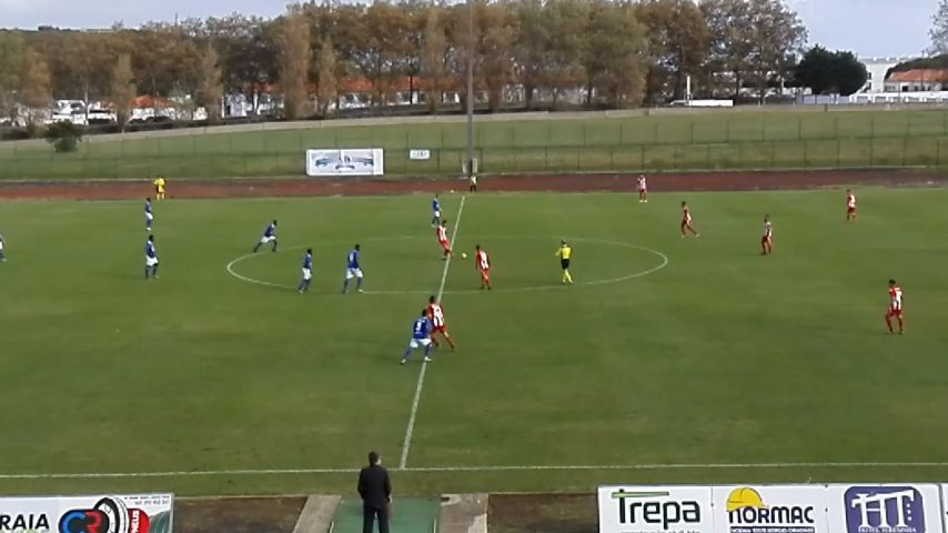 SC Praiense Amora Match Highlights