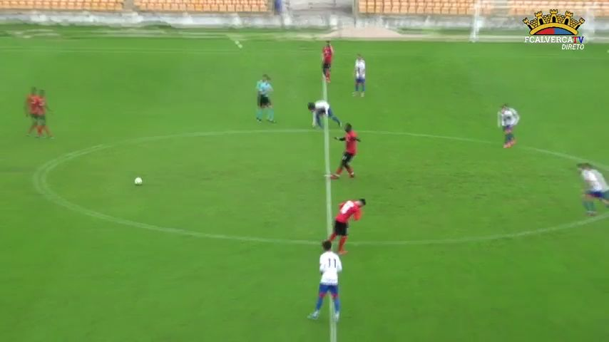 FC Alverca Peniche Match Highlights