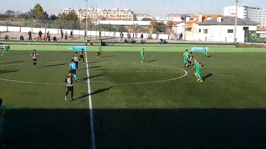 Coimbroes Lusitano FCV Match Highlights